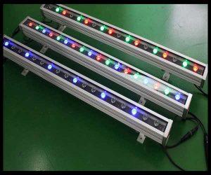 وال واشر پاور ال ای دی با قابلیت بازی نور